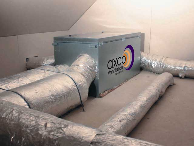 Axco Ventilation